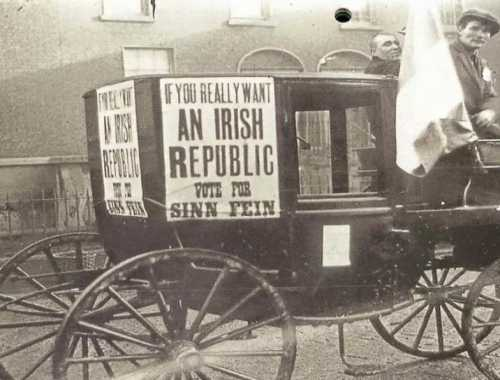 1918 Election in Ireland