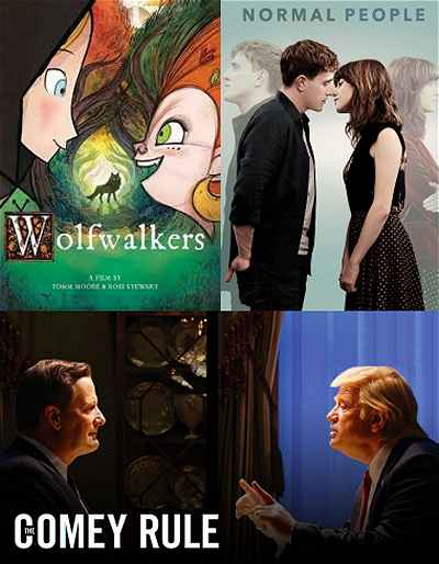 Irish Golden Globe Nominations