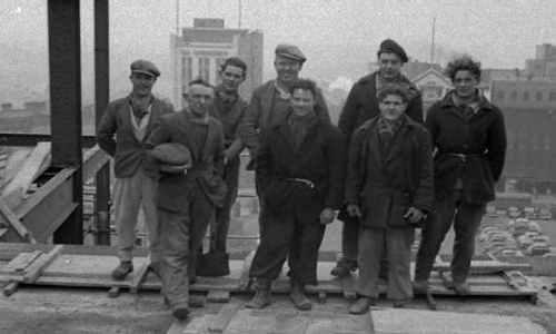 Irish Workers