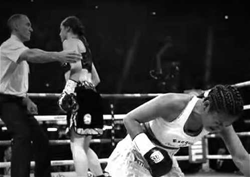 Katie Taylor v Anahi Esther Sanchez