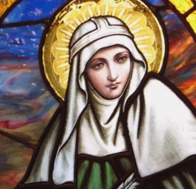 Saint Brigid of Ireland