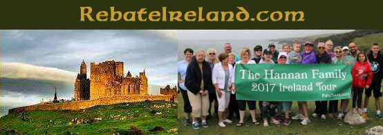 Tourism Ireland Group Rebate Program