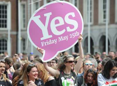 Abortion Referendum in Ireland