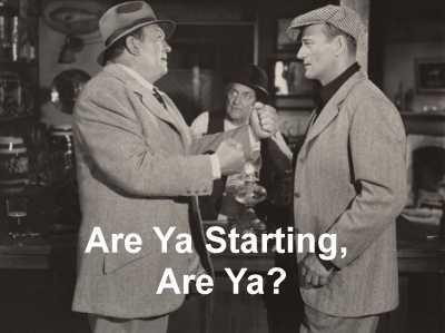 Are Ya Startin?