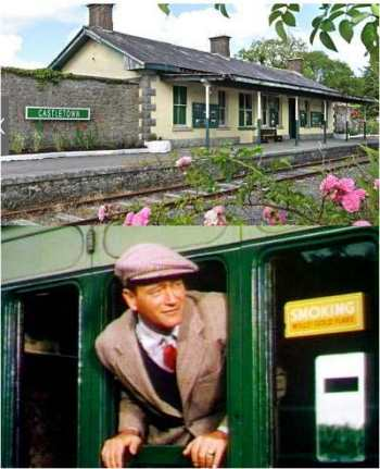 Castletown Station from The Quiet Man