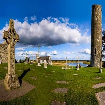 Ireland Information News Maps History Genealogy