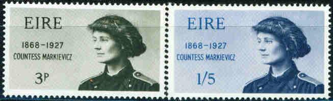Countess Markievicz stamp