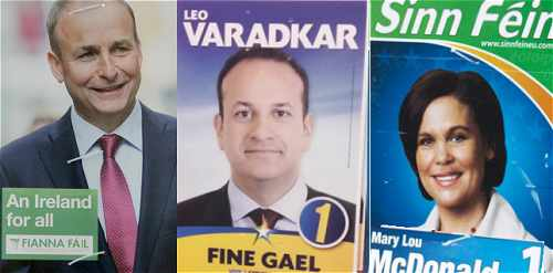 General Election Posters 2020