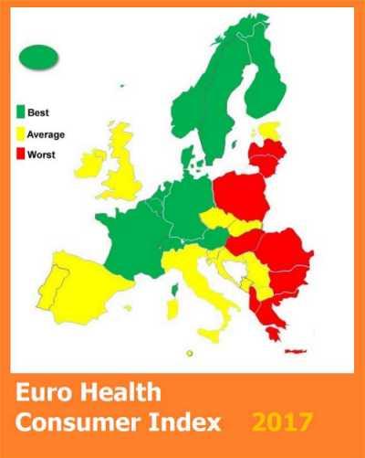 Euro Health Consumer Index 2017