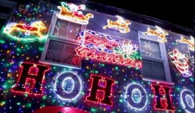 Finglas Christmas House