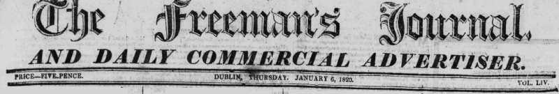The Freeman's Journal