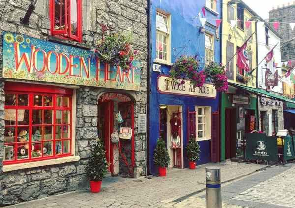 Galway City Street
