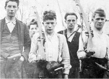 IRA Volunteers 1919