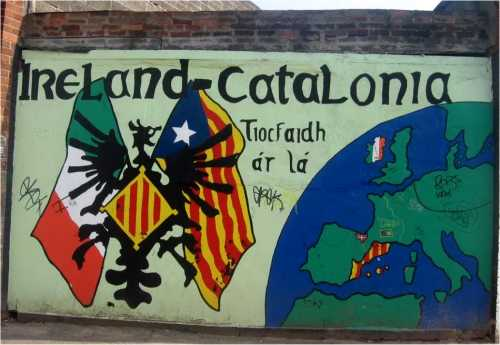 Ireland and Catalonia