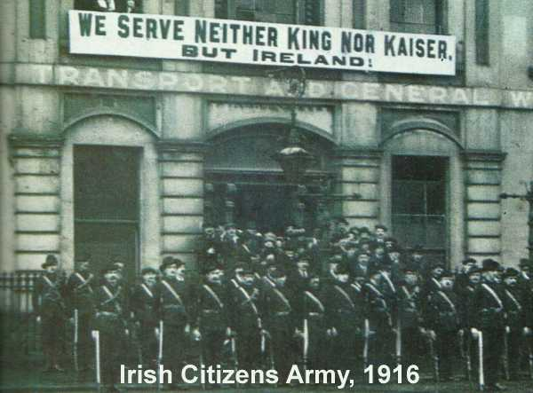 Irish Citizens Army