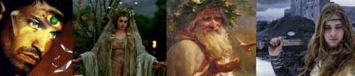 Irish Mythology Characters