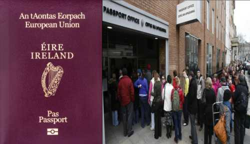 Irish Passport Office