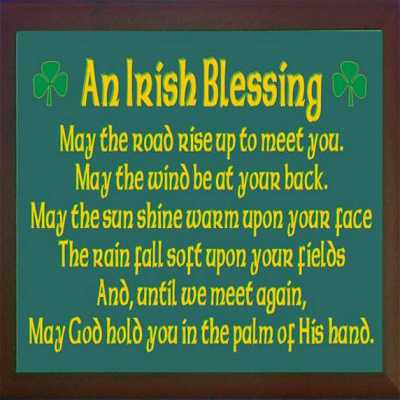 Irish Sayings