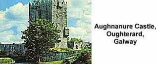 Aughnanure Castle, Galway