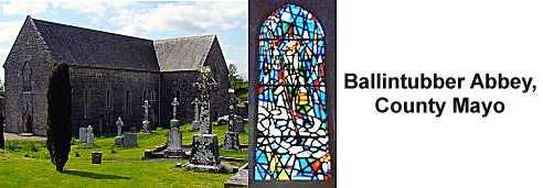 Ballintubber Abbey, County Mayo