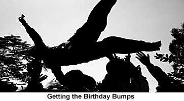 Birthday Bumps