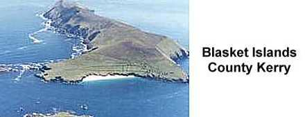 Blasket Islands, County Kerry