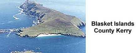 Blasket Islands, County Kerry