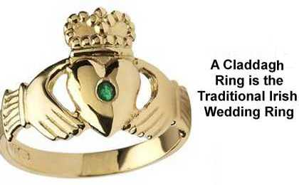 Click to View Claddagh Rings