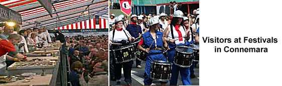 Festivals in Connemara