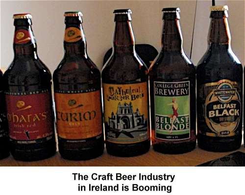 Craft Beer Industry in Ireland