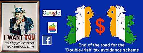 Double-Irish Tax Avoidance Scheme