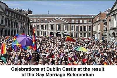 Gay Marriage Referendum in Ireland