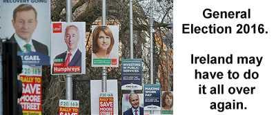 Irish General Election 2016