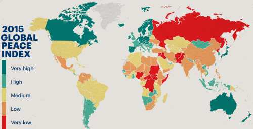 Global Peace Index 2015