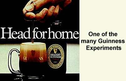 Guinness Syringe
