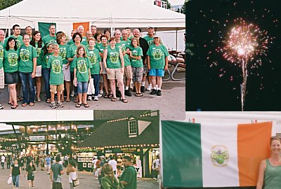 Halpin Clan Gathering at Milwaukee irishfest