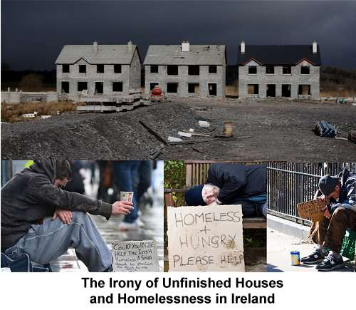 Homelessness in Ireland