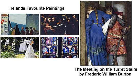 Ireland's Favourite Paintings