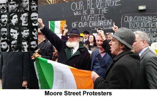 Moore Street Protesters