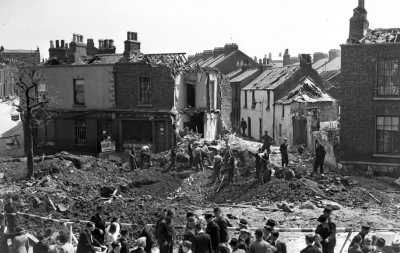 North Strand Bombings, 1941