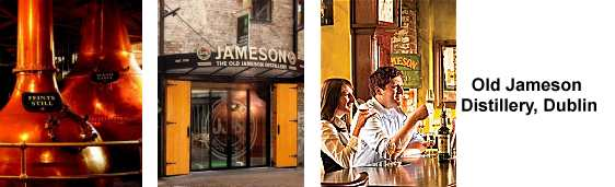 Old Jameson Distillery, Dublin