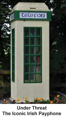 Irish Pay-Phone