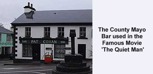 The Quiet Man Pub in Cong