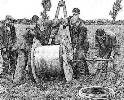 Rural Electrification of Ireland