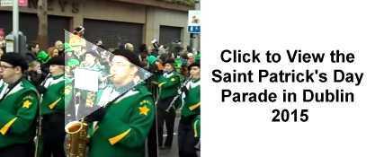 Saint Patrick's Day Video
