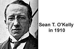 Sean T. O'Kelly in 1910