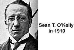 Sean T. O'Kelly in 1910