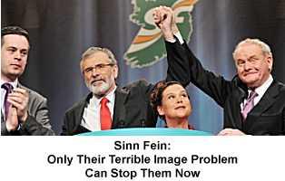 Sinn Fein in 2015