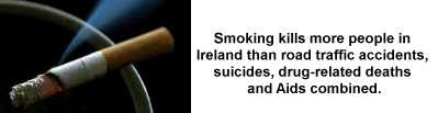 Smoking in Ireland