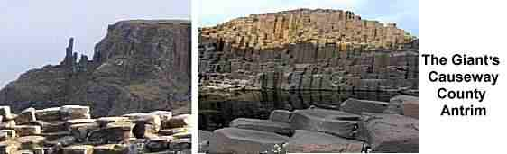 The Giant's Causeway, County Antrim